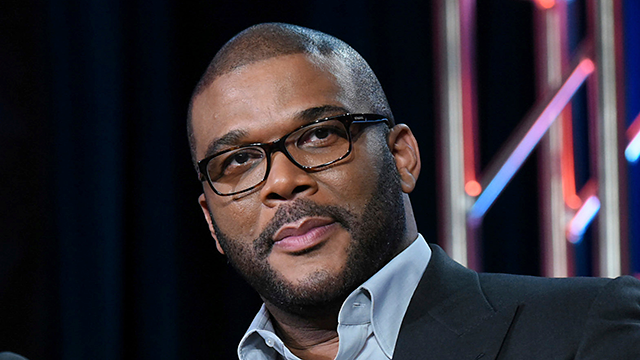 In this Jan. 15, 2016, file photo, Tyler Perry participates in a panel at the Fox Winter TCA in Pasadena, Calif. (Photo by Richard Shotwell/Invision/AP, File)