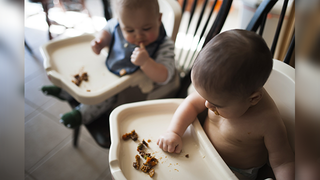 Pressuring a child to eat doesn't change their pickiness or weight, study says. (Getty Images)
