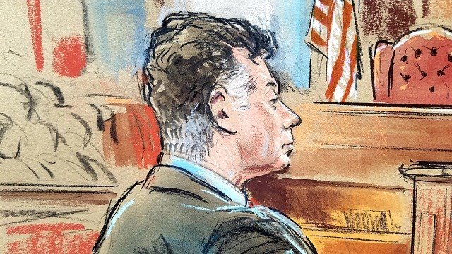 Prosecutors are nearing the end of their case against Donald Trump's former campaign chairman Paul Manafort. (Bill Hennessy/CNN)