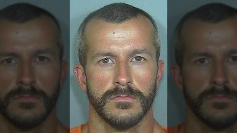 This booking photo shows Christopher Watts. (Weld County Sheriff's Office)