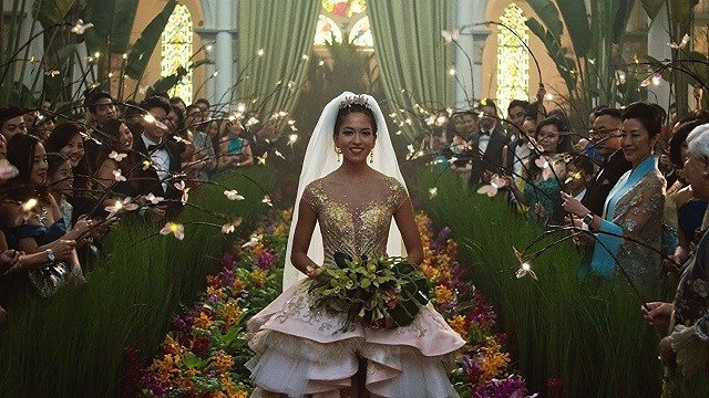 """""""Crazy Rich Asians"""" looks to bring some box office love back to romantic comedies. (IMDB/Warner Bros)"""