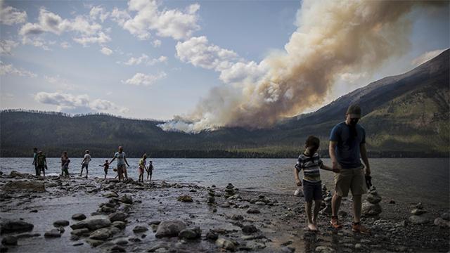 (National Park Service via AP)