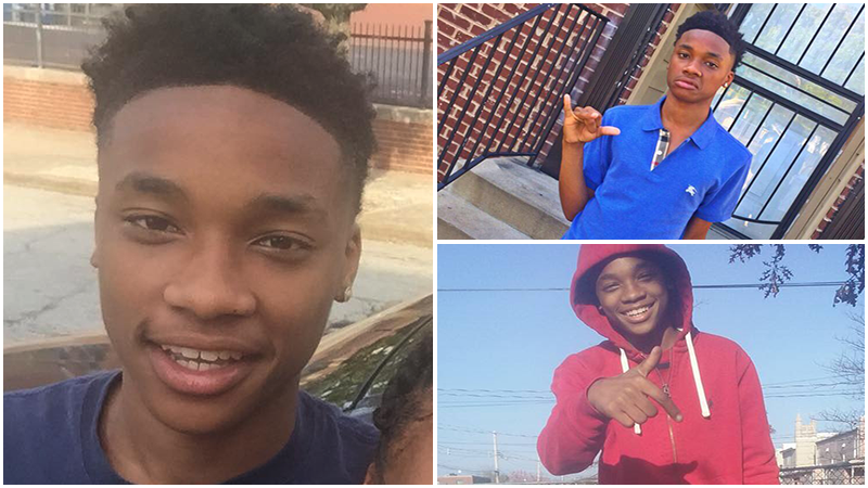 Teen killed an hour after posting he was glad to make it to his 17th birthday